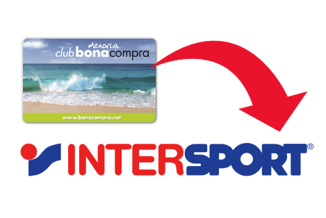 Intersport ya está disponible para los socios del Club Bonacompra